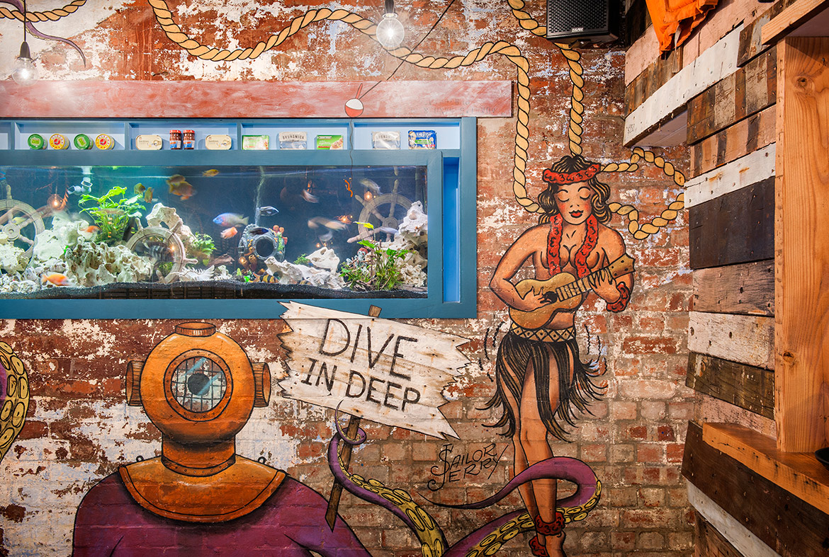 Little Miss Dive Shop